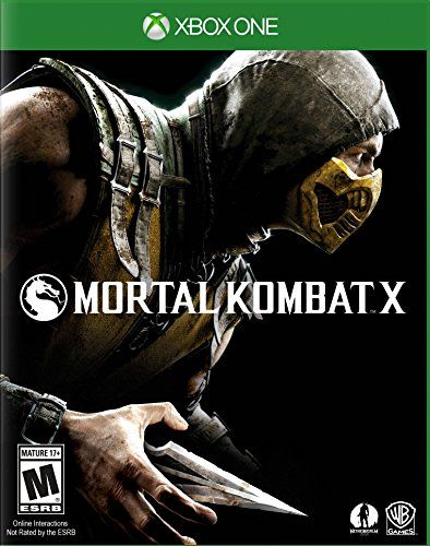 Mortal Kombat X Xbox One Read More At The Image Link Note It Is Affiliate Link To Amazon Commentbackteam Mortal Kombat X Xbox One Games Mortal Kombat
