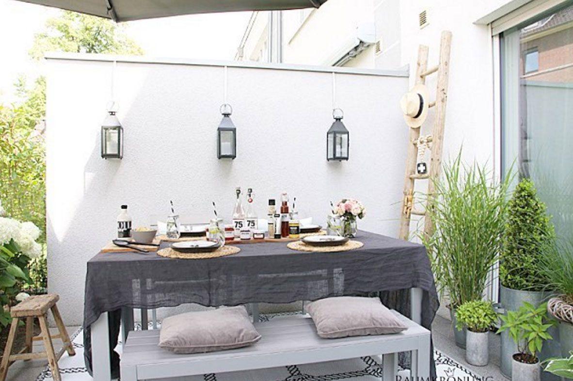 Wohnkonfetti die sch nsten einrichtungsideen auf einen for Terrassen deko ideen