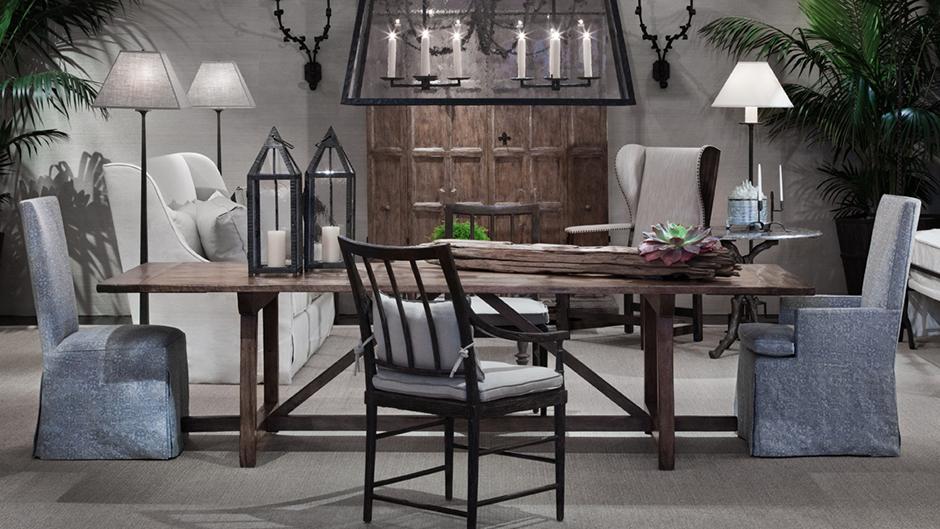 Interiors GregoriusPineo gorgeous pendant chandelier Dream Home