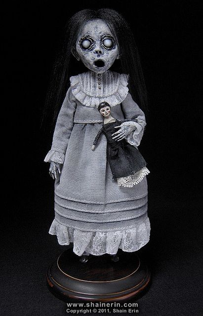 Image result for ghost doll