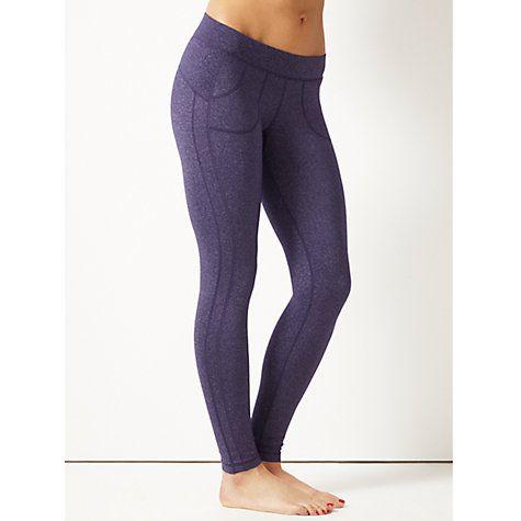 Buy Human Performance Engineering UV-Stretch Denim Leggings, Denim Online at johnlewis.com