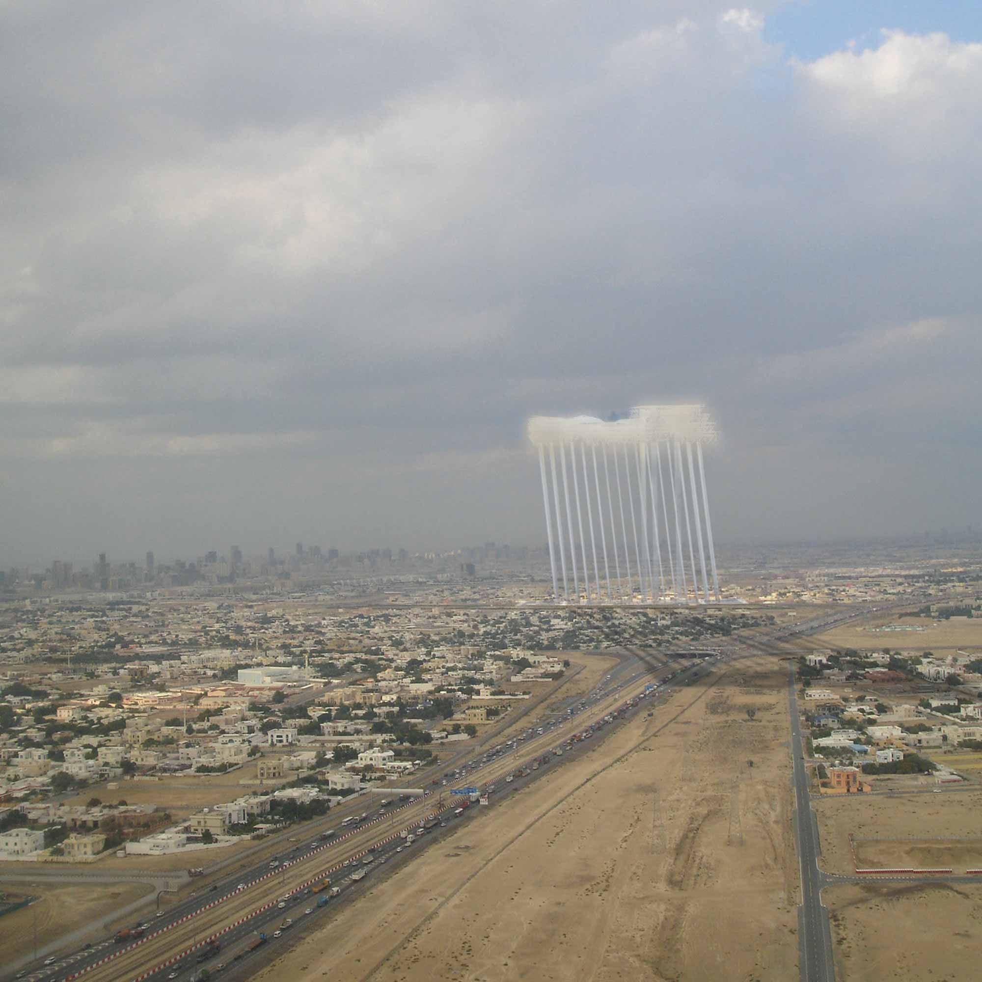 Cloud project Dubai