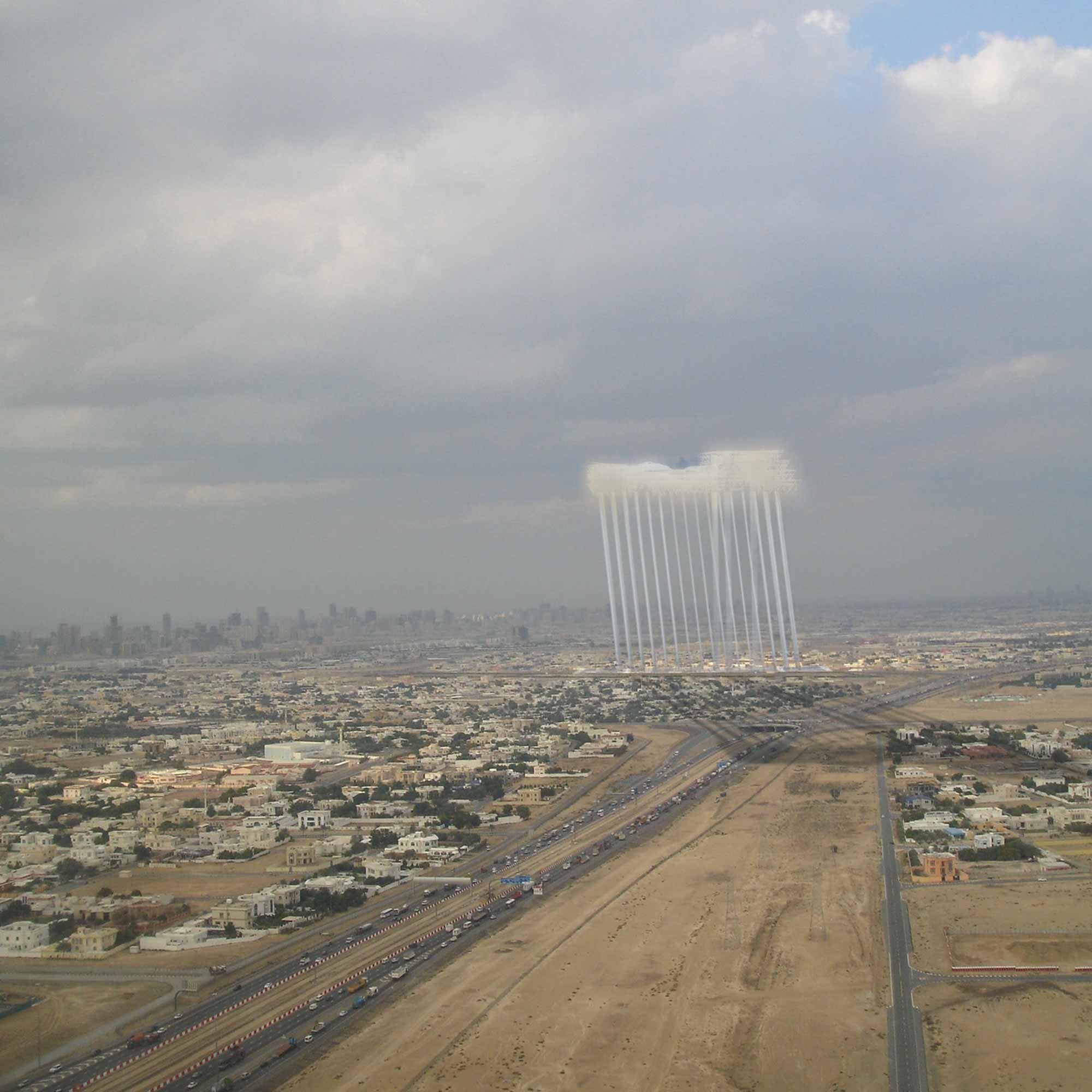 Cloud project Dubai
