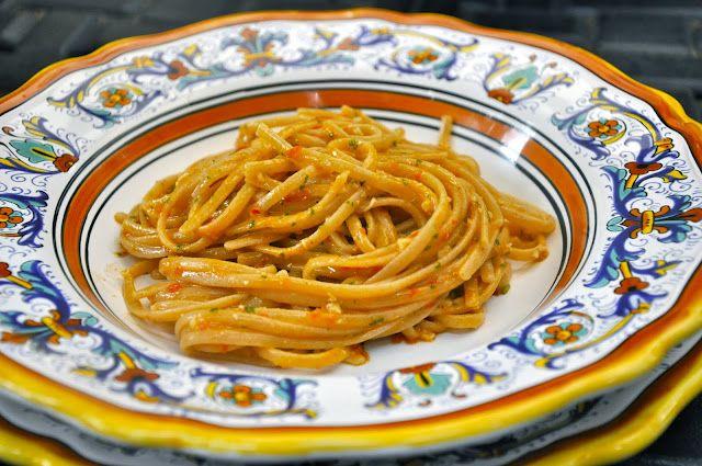 Pesto alla trapanese (Sicilian Pesto)