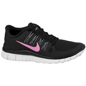 finest selection 5756d 16373 Nike Free 5.0+ - Women s Grey and Pink Lady Foot Locker running shoe  99.99