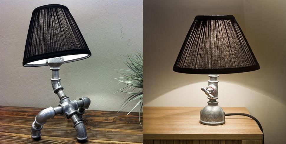 lampada tubi