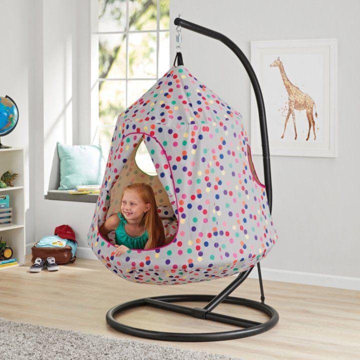 The Hangout Pod Kids Hanging Tent Hanging Tent Tent