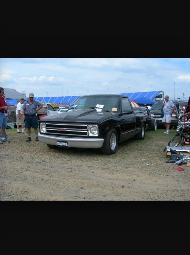 1996 C1500 with C10 front grill conversion  | Chevy C1500
