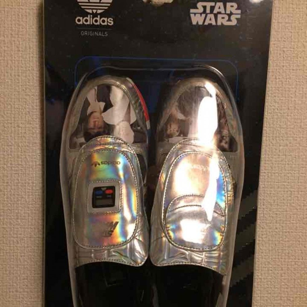 Adidas Originals STAR WARS Micropacer Sneaker Shoes US 8.5 Limited 633