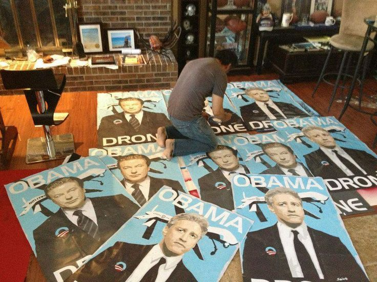 Street Artist 'Sabo' On Why He Created Awesome Ted Cruz