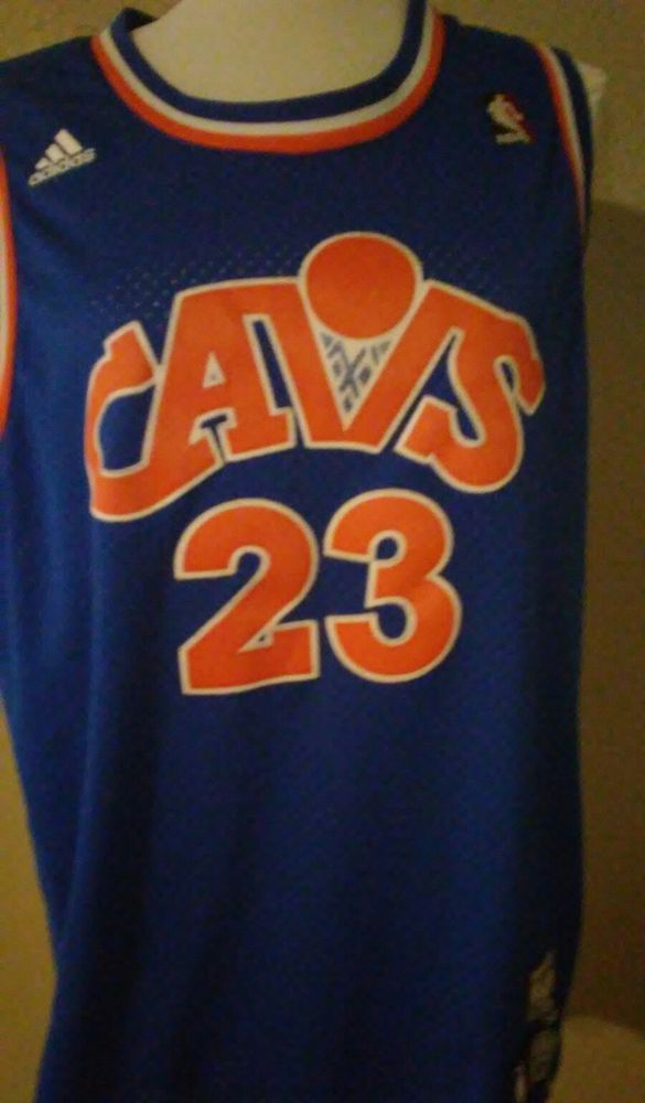 92d57167430c LeBron James Throwback Jersey Cleveland Cavaliers Hardwood Classics 23  Adidas  ClevelandCavaliers