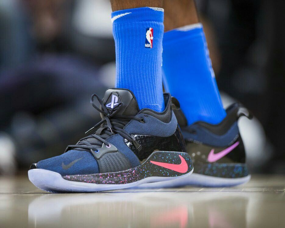 42++ Paul george playstation shoes ideas info