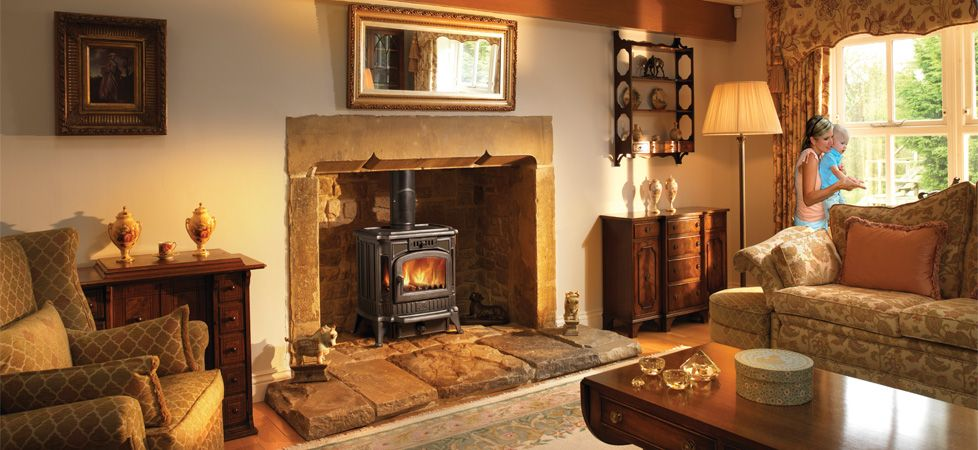 Wood Stove In Fireplace WB Designs - Wood Burning Stove Fireplace WB Designs
