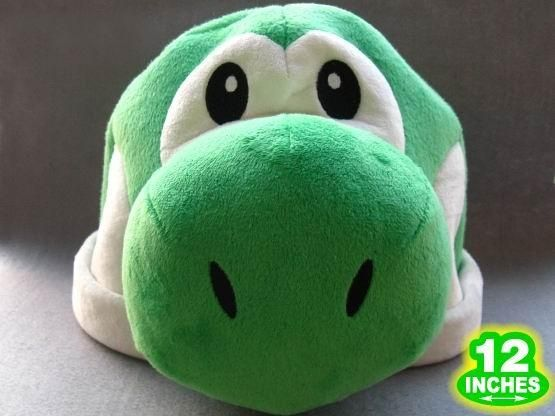 Super Mario Bros - Green Plush Yoshi Costume Hat\' found on Wish ...