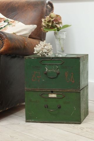 Filing Cabinet Side Table