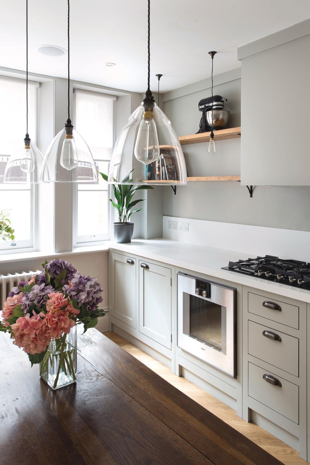 Photo of 25 gorgeous grey kitchen ideas