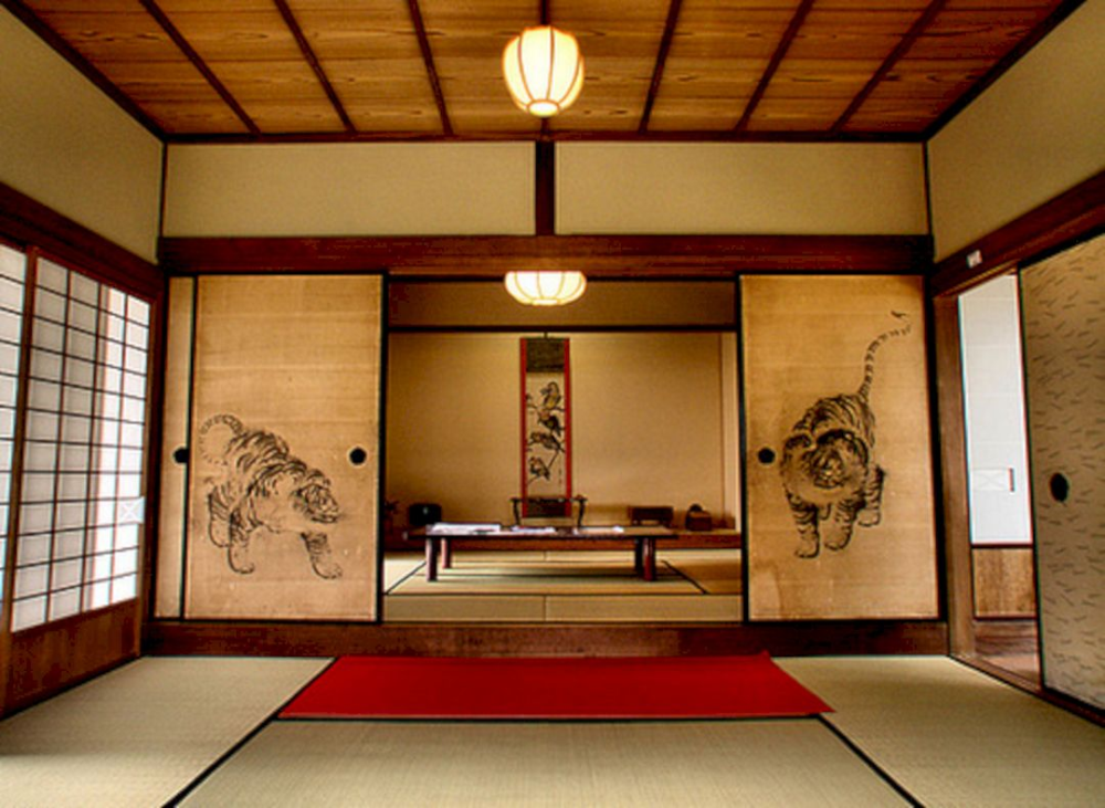 Traditional Japanese House Interior 1 Traditional Japanese House Interior 1 Design Ideas And Photos Traditional Japanese House Japanese Home Design Japanese Interior Design