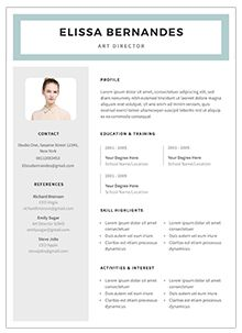 38 Flight Attendant Resume Template And Sample