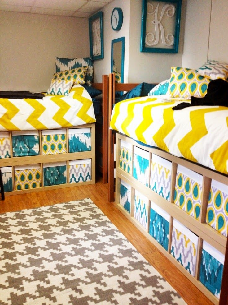Cute College Dorm Bedding Ideas By Color Scheme! No Matter What You Want Your  Dorm Room To Look Like, These Are The Cutest Sets And Accessories By Color! Part 26