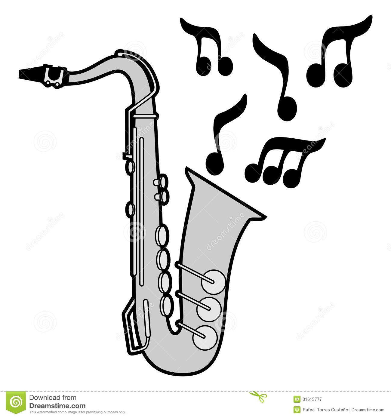 Pin De Miyo En Saxofon