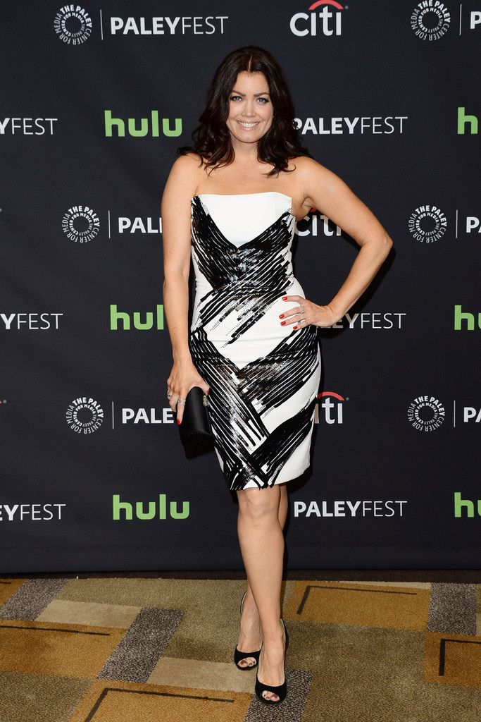Bellamy Young - The Paley Center for Media's 33rd Annual PaleyFest Los Angeles - 'Scandal' - Arrivals