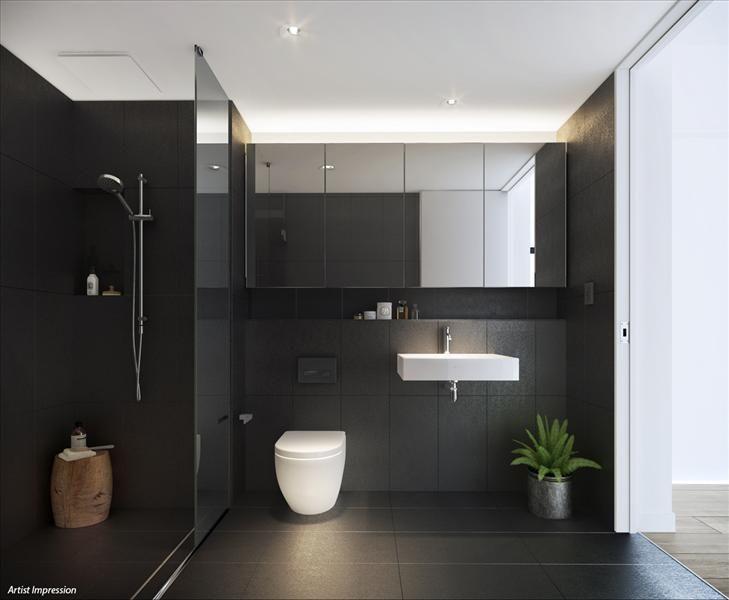 apartment bathroom @ Studio Nine - Centre Stage, Richmond ...