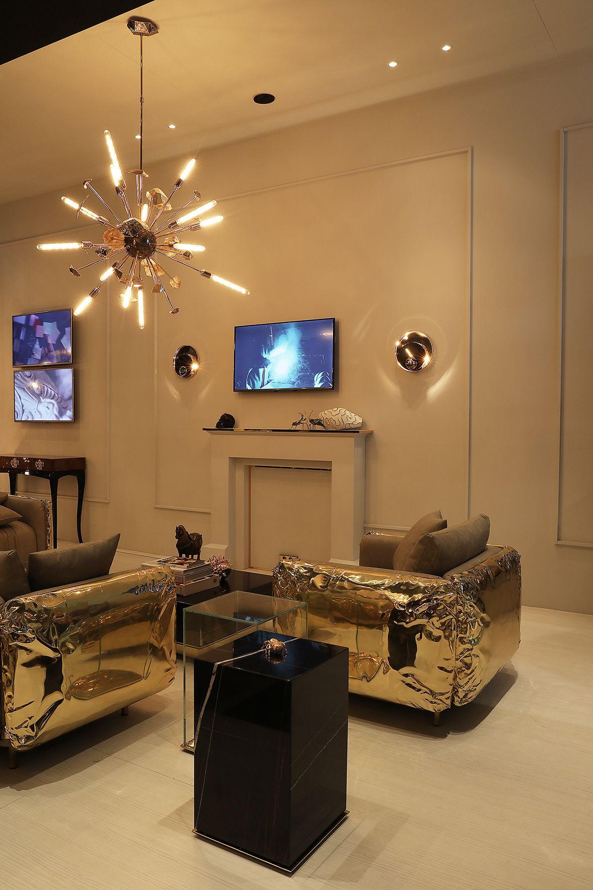 maison et objet paris 2017 | new @bocadolobo luxury furniture