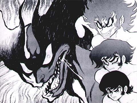 アニメデビルマンを知っているだろうか 元々は1970年代の作品で 永井豪氏が描いた漫画である そんなデビル デビルマン アニメ デビルマン 漫画