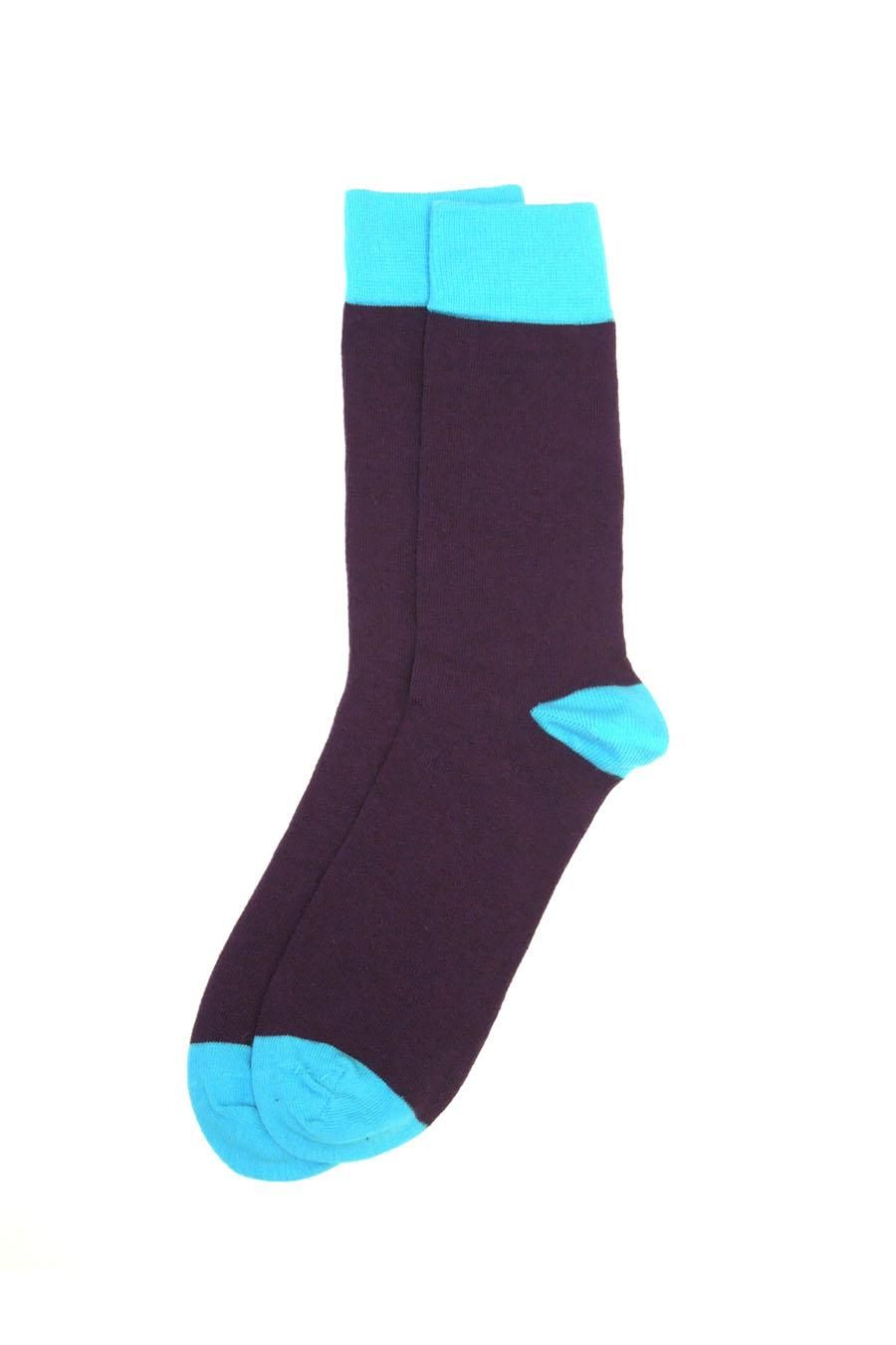 Men's Two Tone Socks
