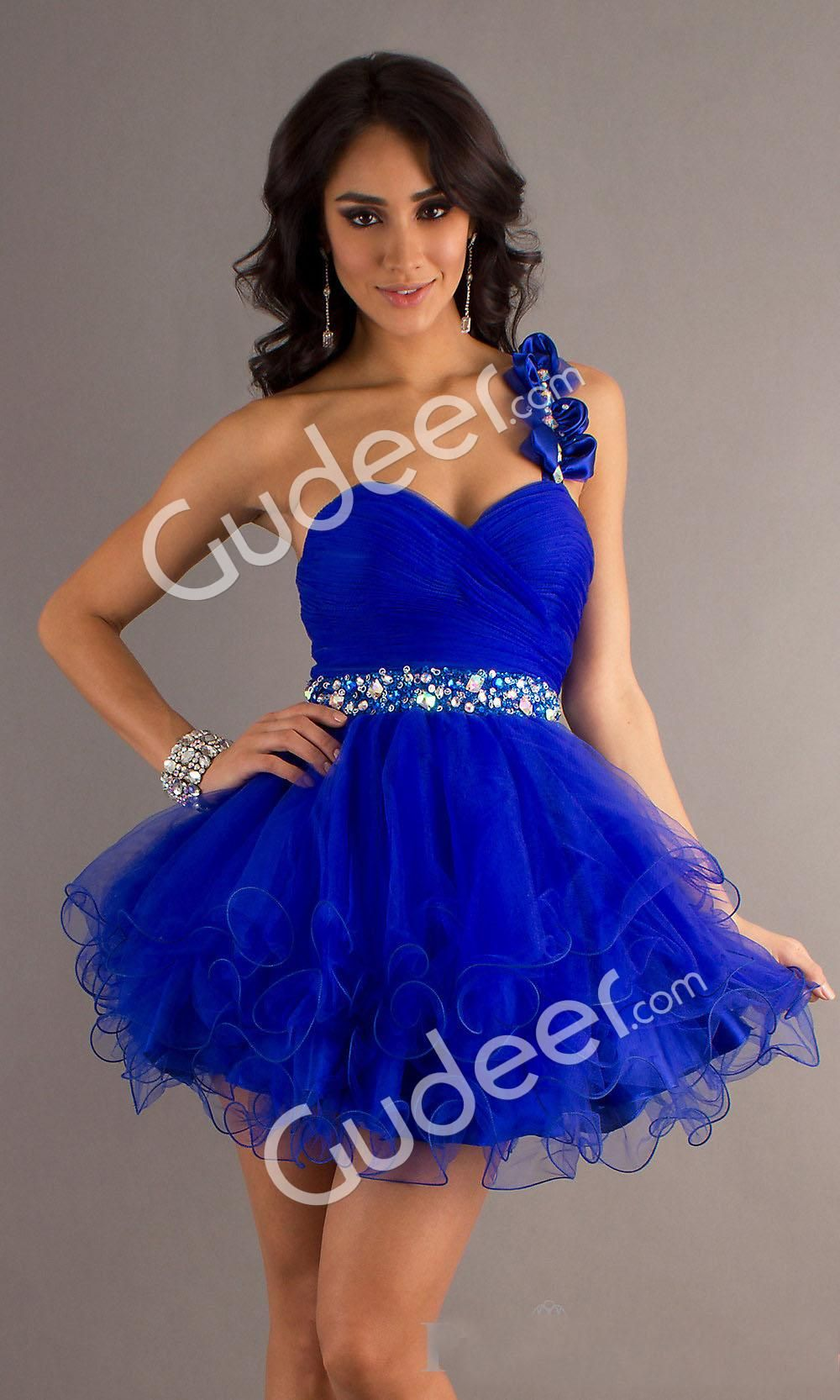 78 Best images about Short Prom Dresses on Pinterest  Royal blue ...
