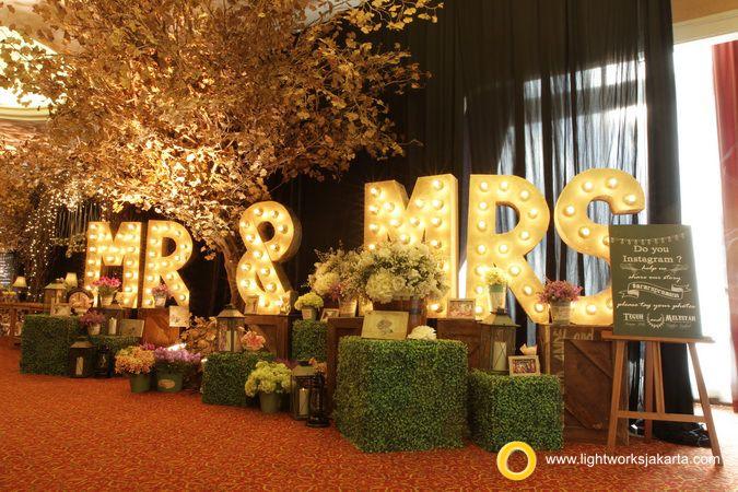 Rustic Wedding Venue Jakarta