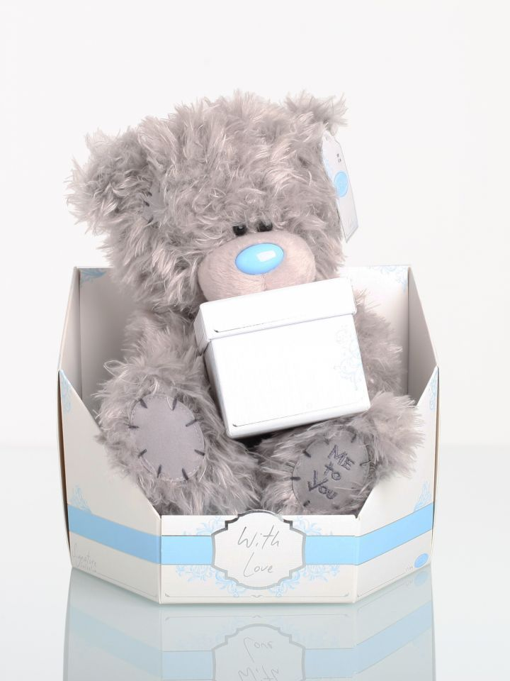 Me To You Friendship Teddy Bear 9inch Me To You Soft Toys