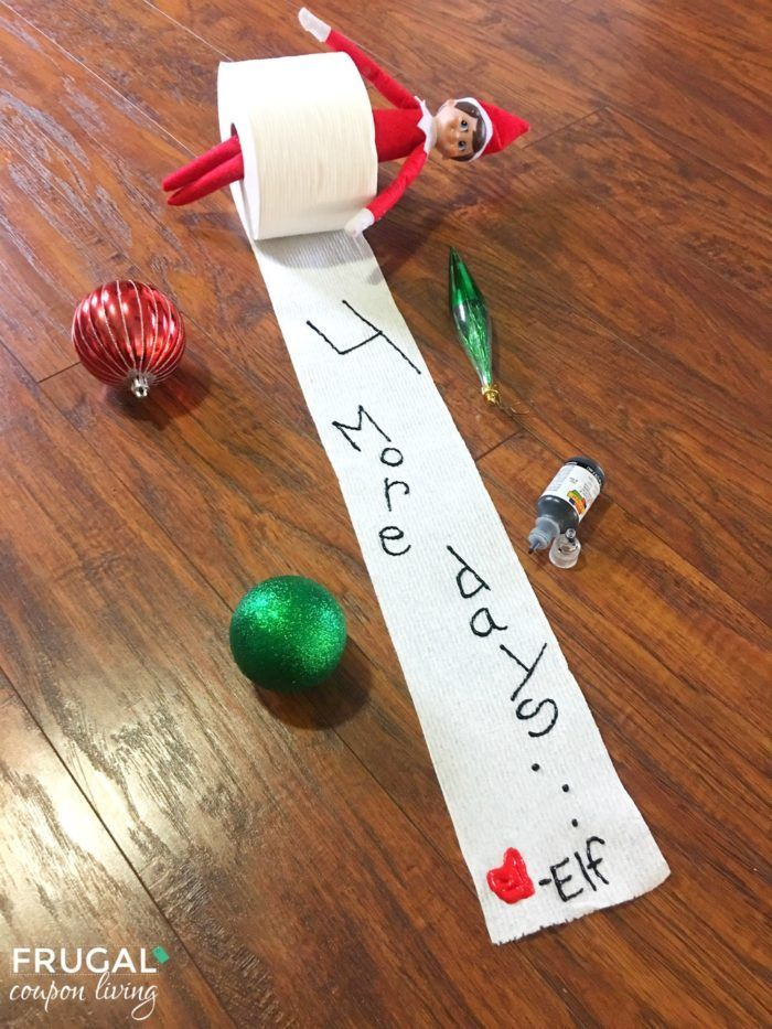 Elf on the Shelf Ideas   Crafting Chicks Community Board   Pinterest