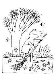 afbeeldingsresultaat voor kikker in de kou kleurplaat met