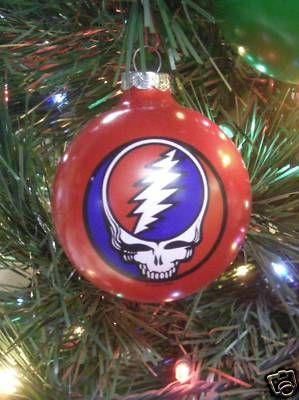 Grateful Dead Christmas Ornament.Grateful Dead Christmas Ornament New In Original Packaging