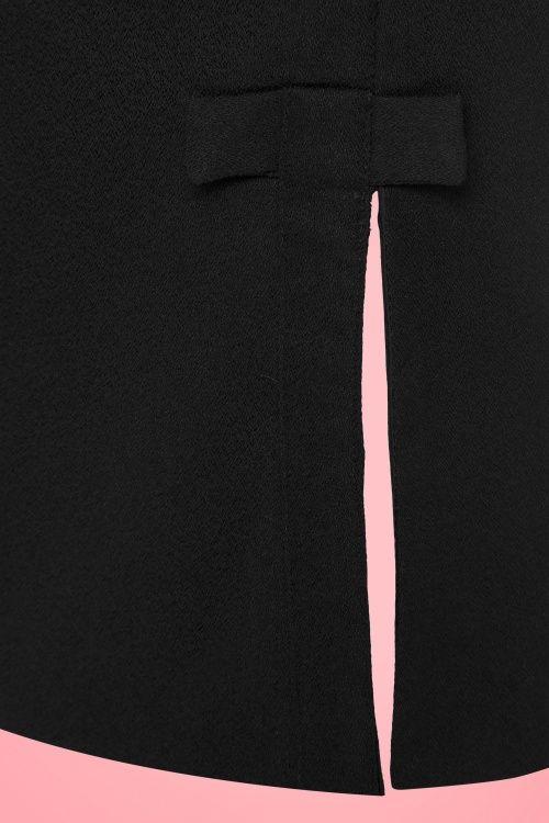 Fever Ashcott Pencil Skirt in Black 120 31 20067 20170329 0002W