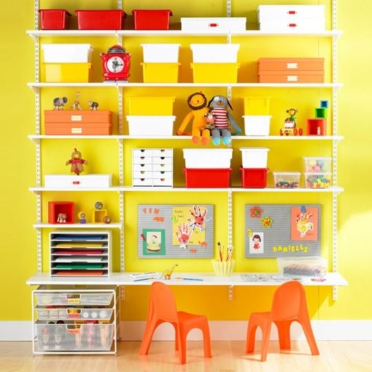 10 Inspiring Art Spaces for Kids