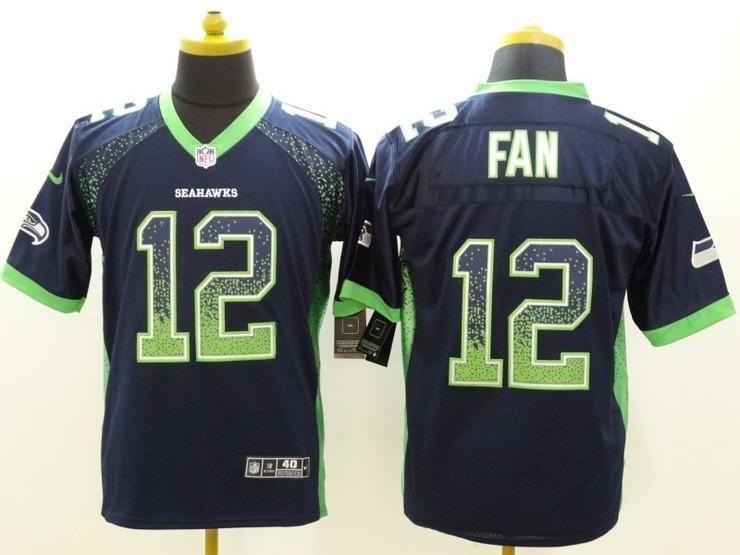 Men 12 Fan Jersey Football Seattle Seahawks Jersey Baseball T Shirt Designs Seahawks Jersey Seattle Seahawks
