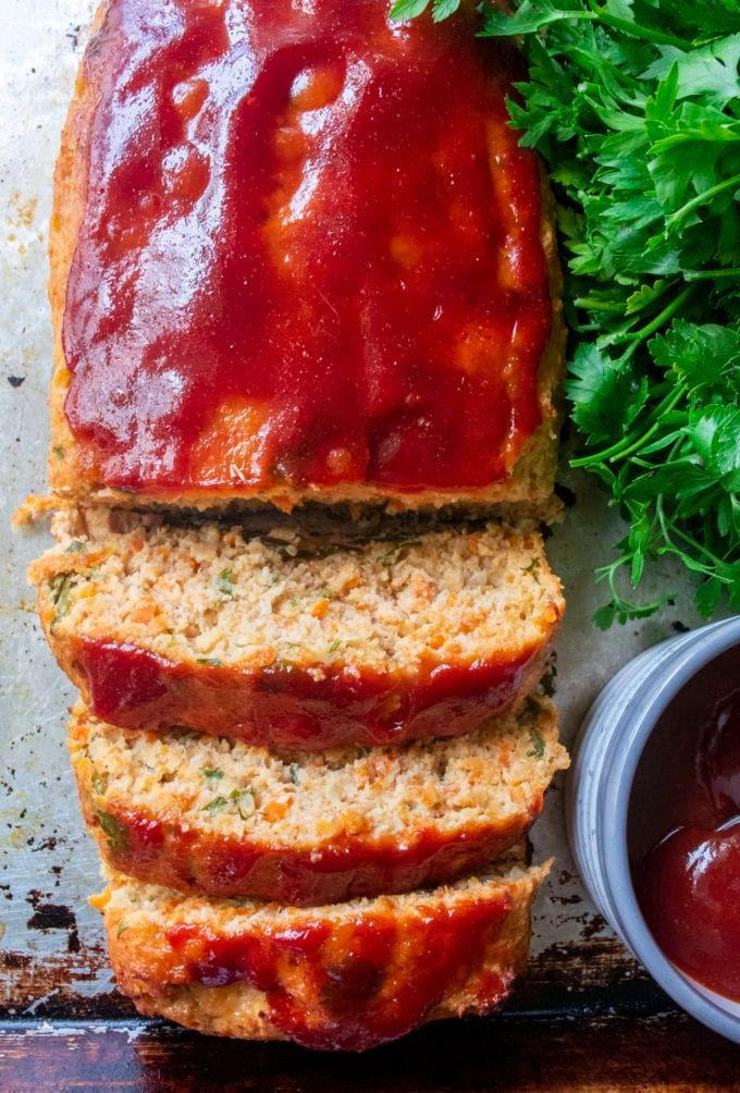 Turkey Meatloaf Recipe Turkey Meatloaf Recipes Meatloaf
