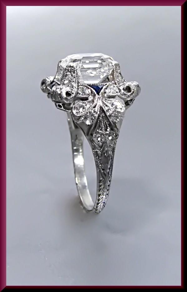 Dating platinum rings
