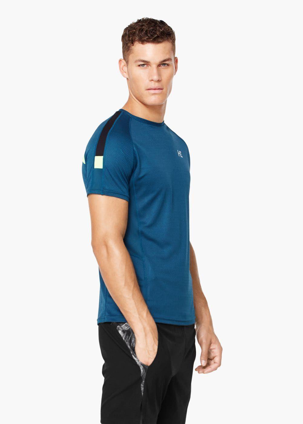 a5f77ebe6 Camiseta técnica manga corta running - Hombre