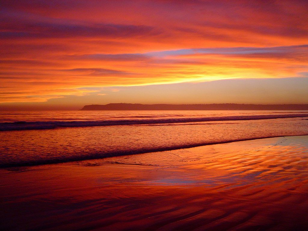 Marvelous Free Perfect Sunset Wallpapers And Perfect Sunset Backgrounds