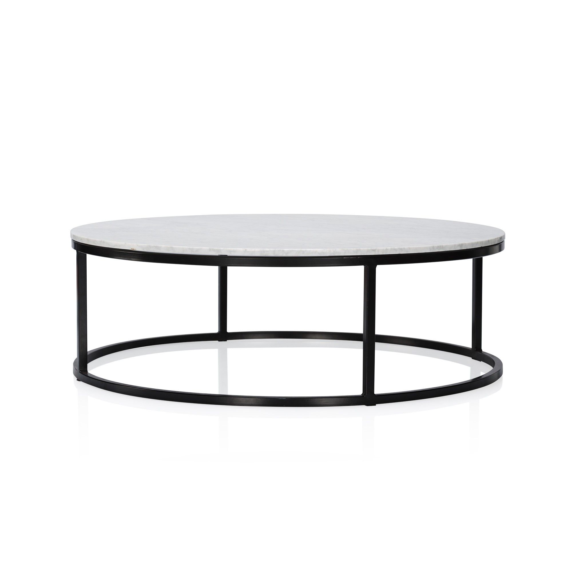 Noho Round Marble Coffee Table Furniture in 2019