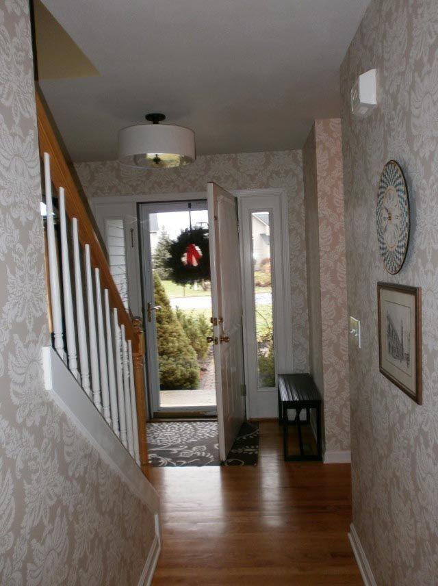 Small Foyer Lighting Fixtures Foyer Decorating Entryway