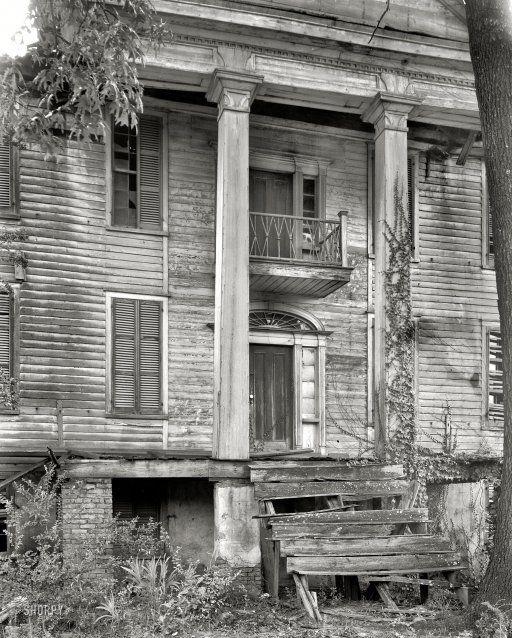 Greene County, Georgia, Circa 1936. It's A Dream Of Mine
