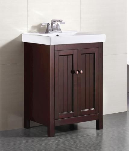24'' simon vanity ensemble - menards - sale $231, reg. $259