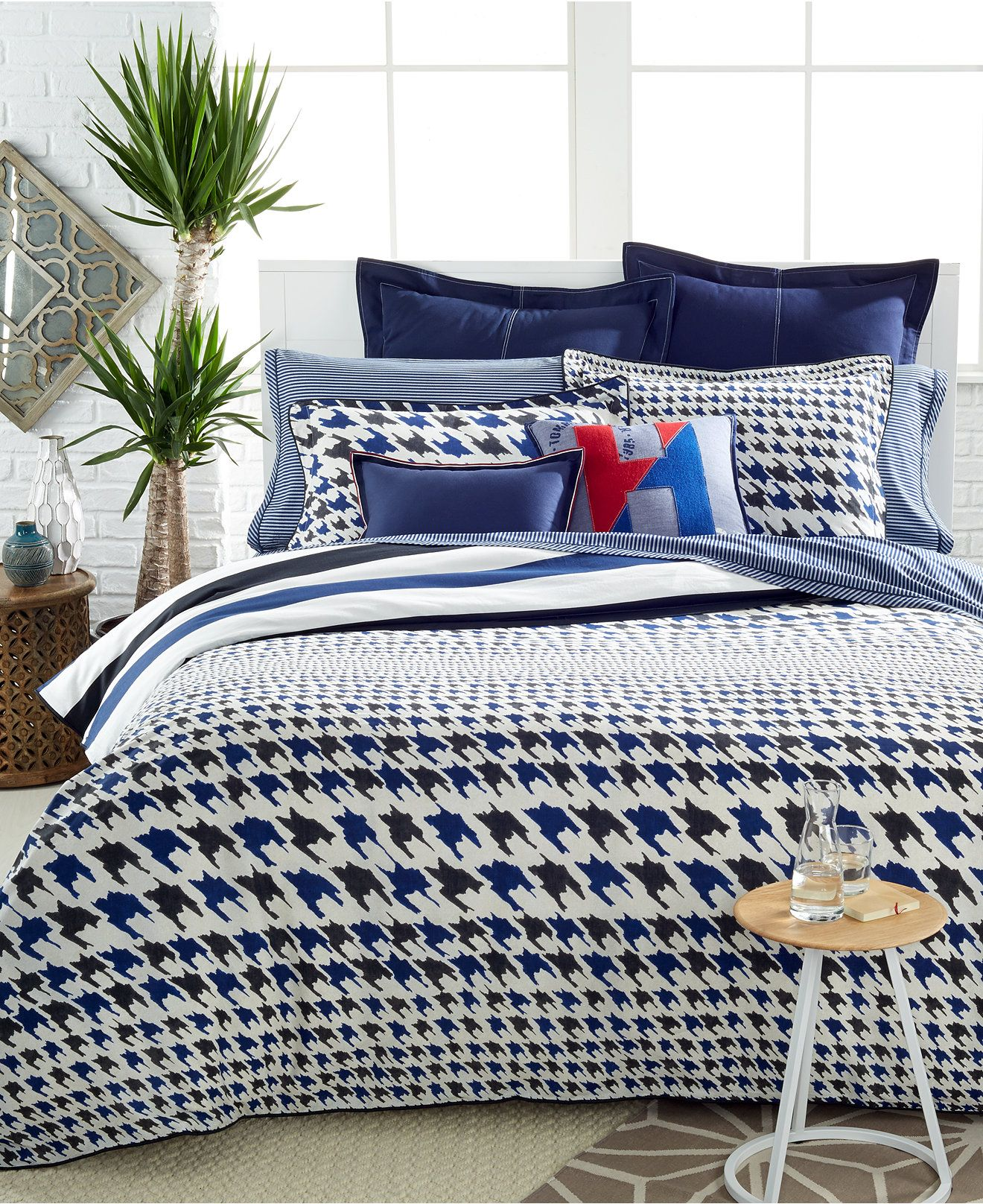 Tommy Hilfiger Hampshire forter Sets Bedding Collections Bed