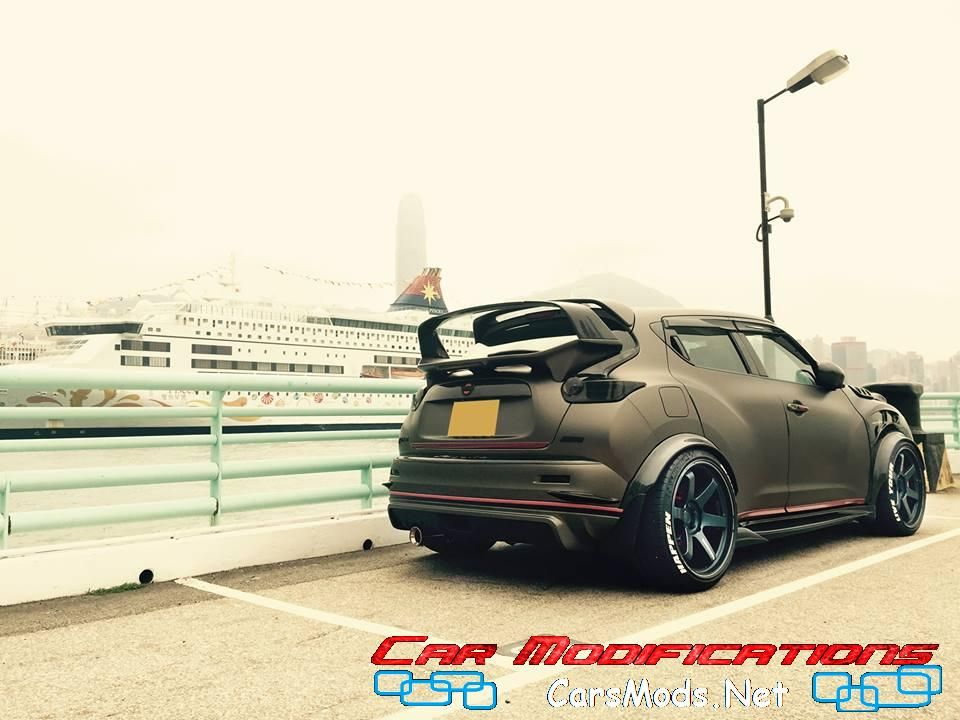 Cars Mods - Nissan Juke Modified | Cars of interest | Nissan