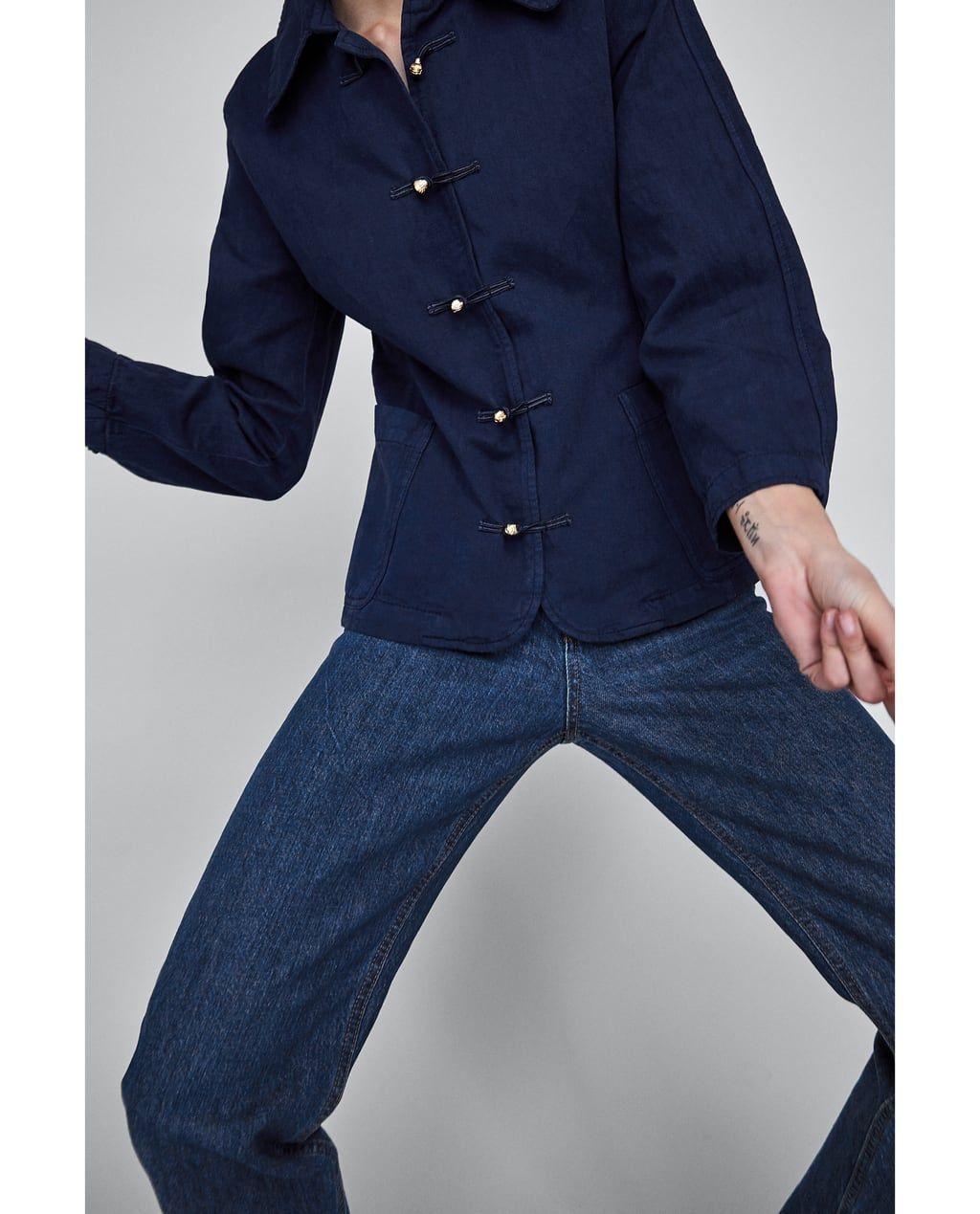 ffd00b03ca Jeans zw premium floppy chino forest green | buenas ideas | Jackets ...