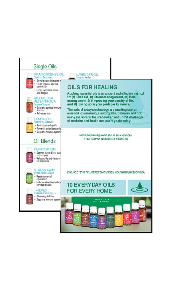 10 Essential Oils for Every Home Business Cards - Pique Interest ...